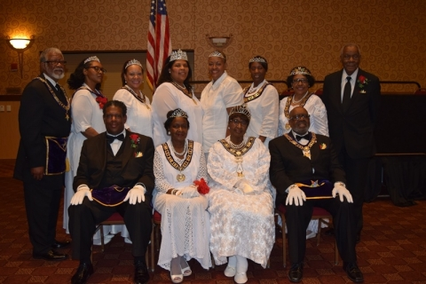 142nd Annual Grand Communication Annual Installations  (75)