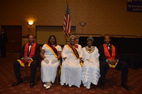 142nd Annual Grand Communication Annual Installations  (76)