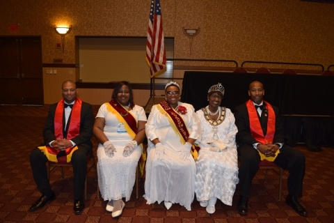 142nd Annual Grand Communication Annual Installations  (77)