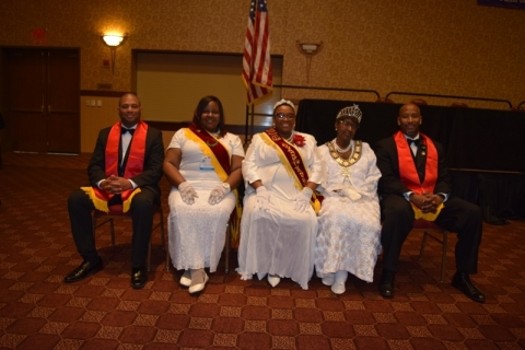 142nd Annual Grand Communication Annual Installations  (78)