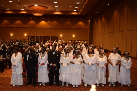 142nd Annual Grand Communication Annual Installations  (8)