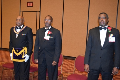 142nd Annual Grand Communication Annual Installations  (9)
