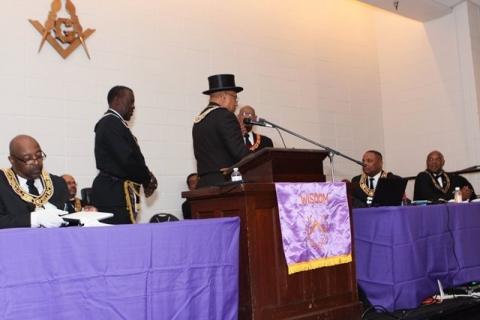 G.S. 2015 Devotion, Awards, Election 27